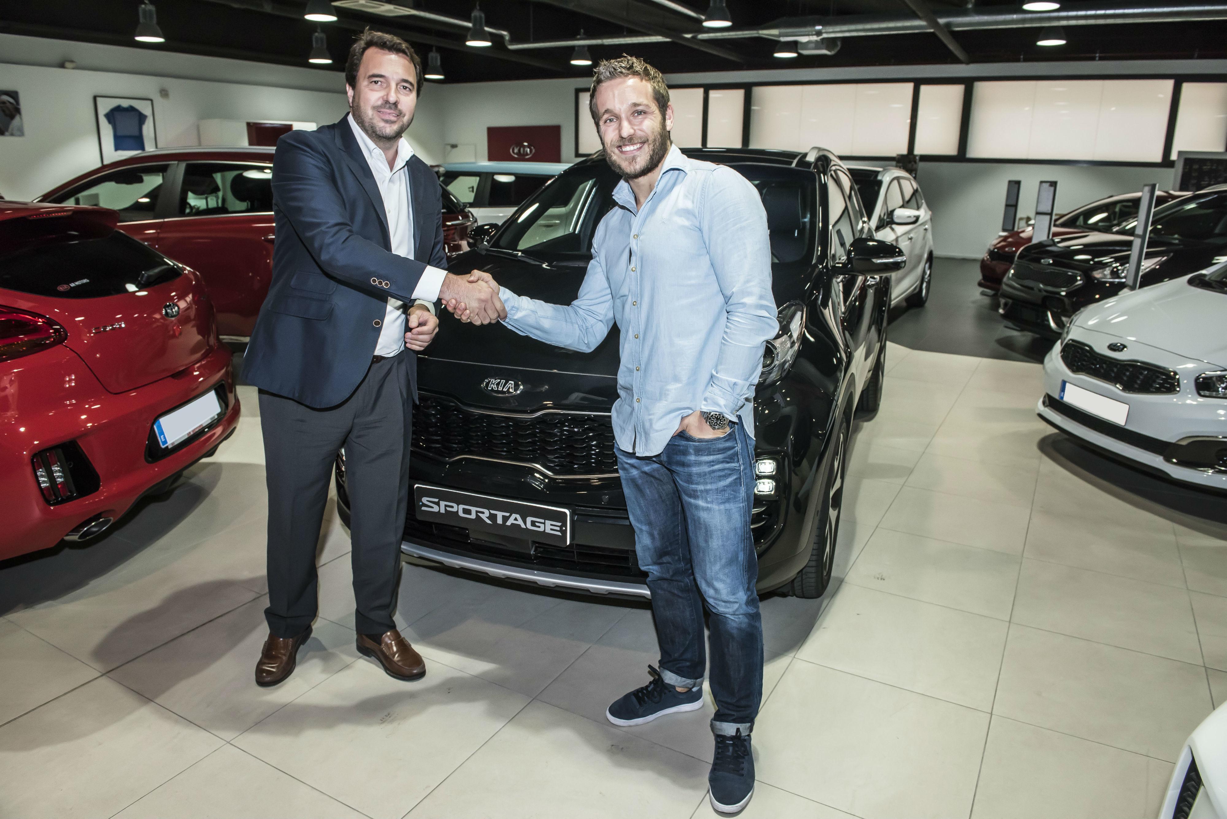Víctor Tomàs, nuevo embajador de AR Motors