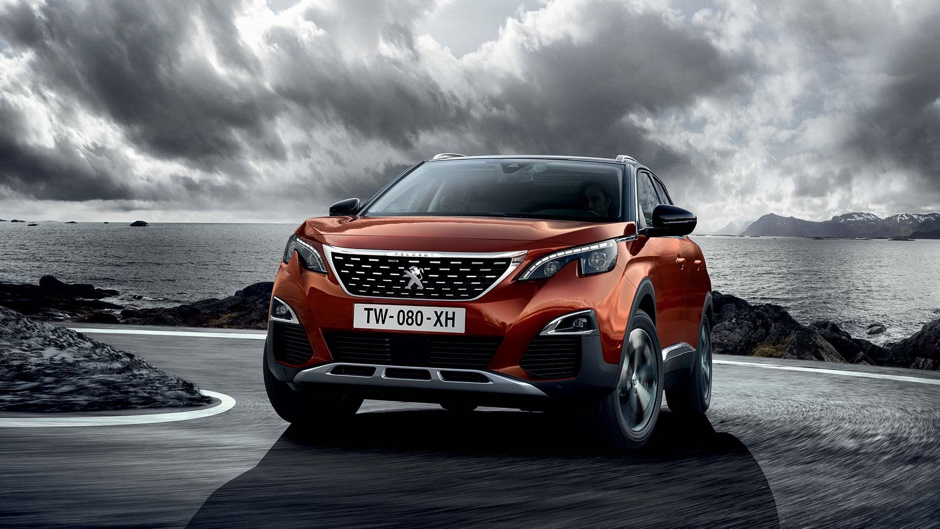 ¿Por qué no deberías perderte el nuevo SUV Peugeot 3008?