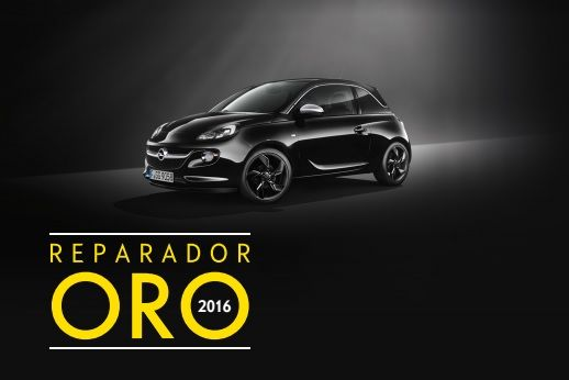 """LOS CONCESIONARIOS OPEL AGROGIL """"REPARADOR ORO 2016"""""""