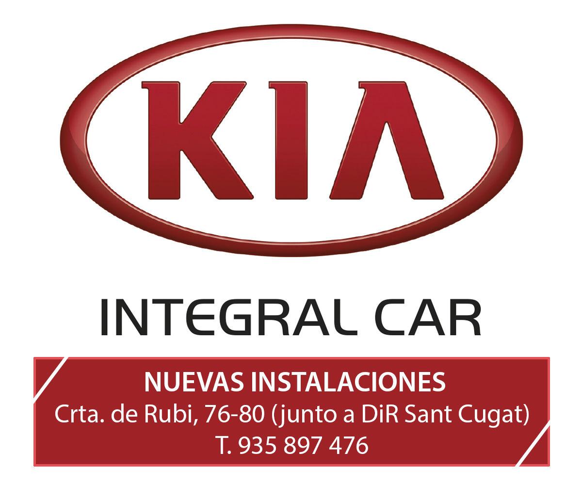 KIA INTEGRAL CAR SANT CUGAT DEL VALLÈS CAMBIA DE UBICACIÓN