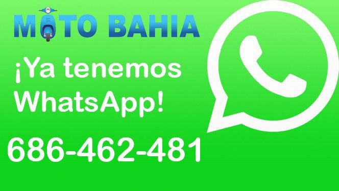 Tenemos WhatsApp