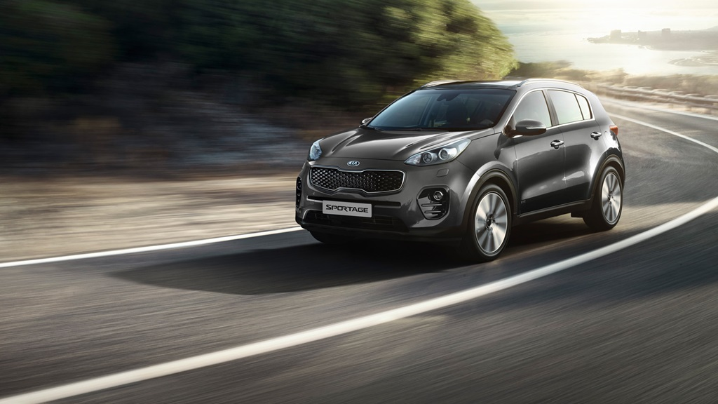 Nuevo Kia Sportage: Reafírmate al volante