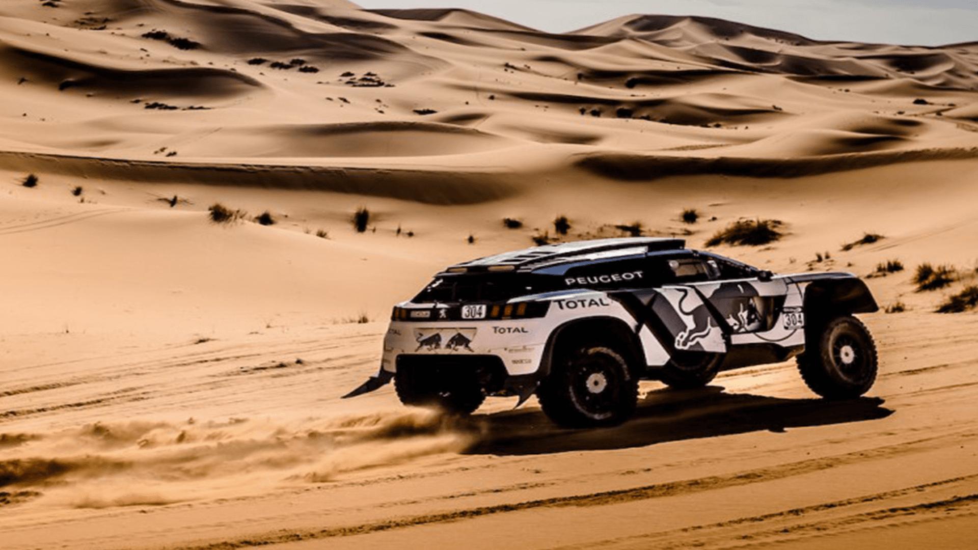 Dakar 2017: una aventura extrema de 9.000 km por América del Sur