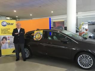 """""""El astra refleja lo que quiere Opel para el futuro"""""""