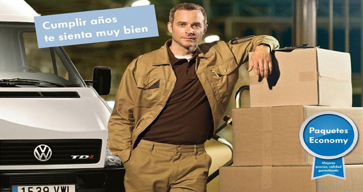 Paquetes Economy: Los mejores precios están en tu Servicio Oficial.