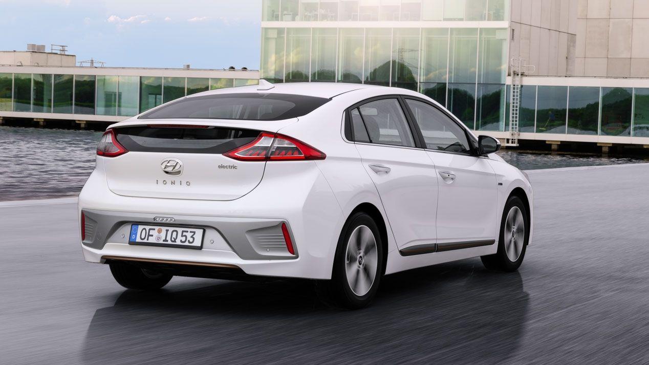 Nuevo Hyundai Ioniq, el nuevo híbrido que engancha