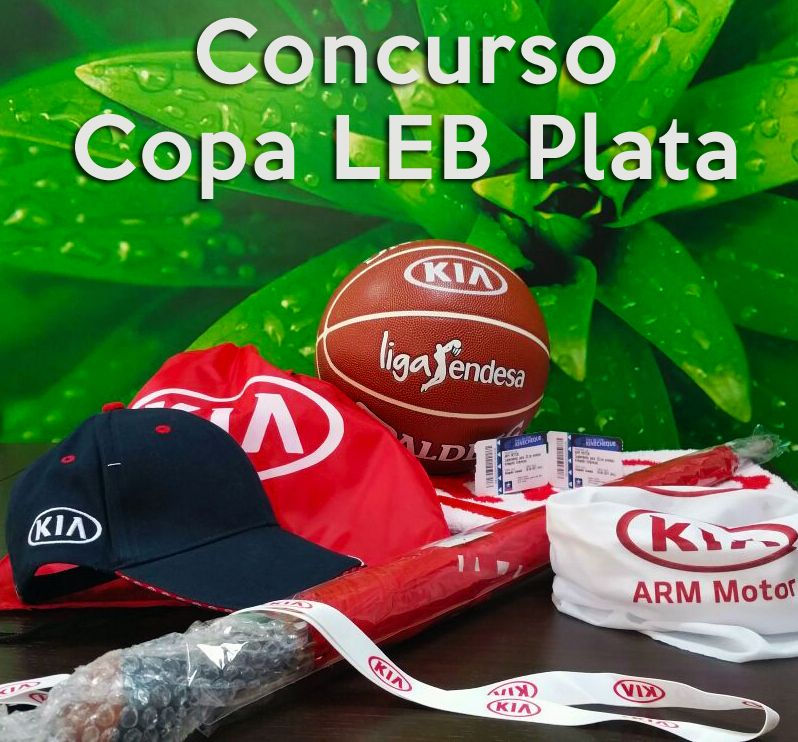 Concurso Copa LEB Plata