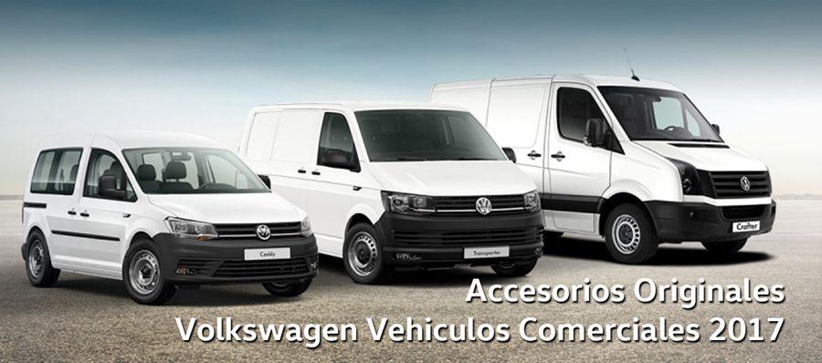 Accesorios Originales Volkswagen Vehículos Comerciales 2017