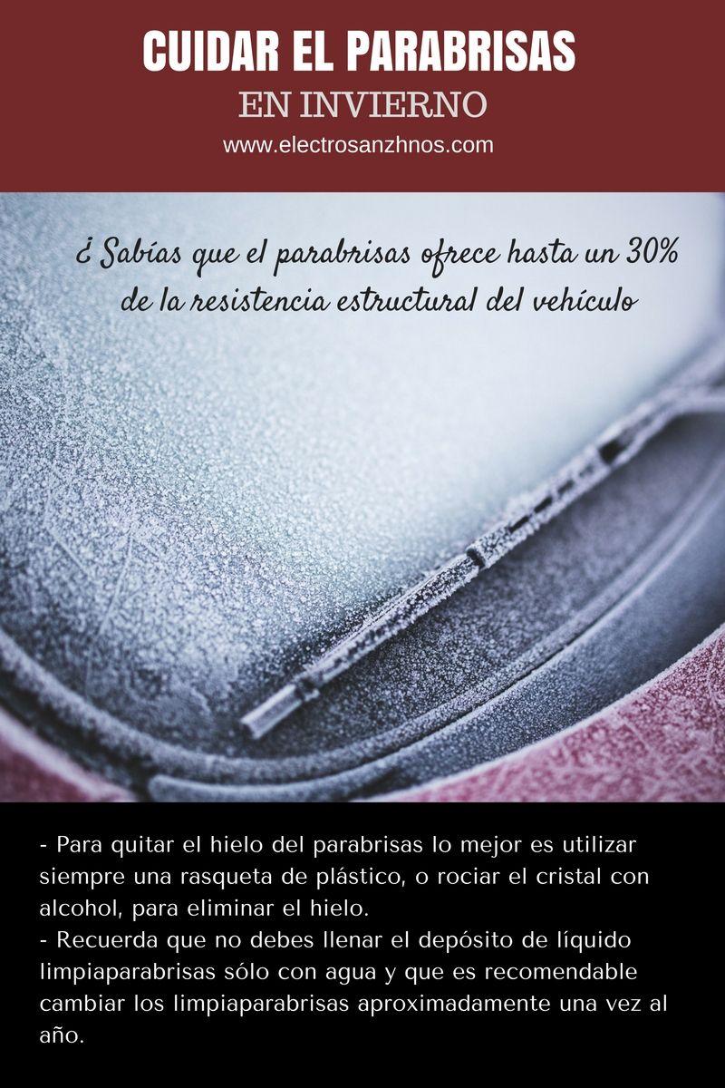 ¿Cómo cuidar el parabrisas de tu coche?