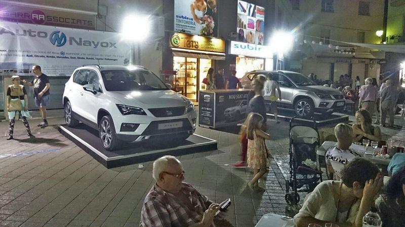 AUTO NAYOX PRESENTA EL NUEVO SEAT ATECA