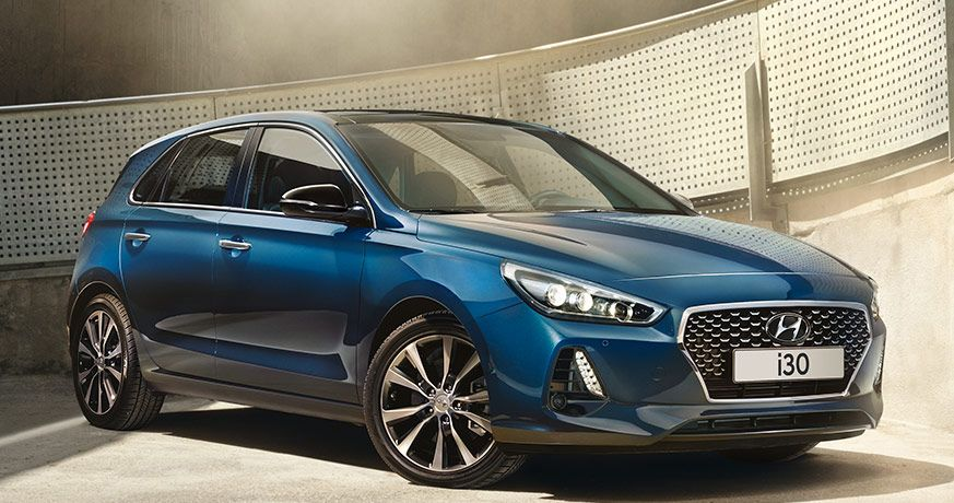 Arriba el Nou Hyundai i30 als concessionaris Hyundai Augusta Car