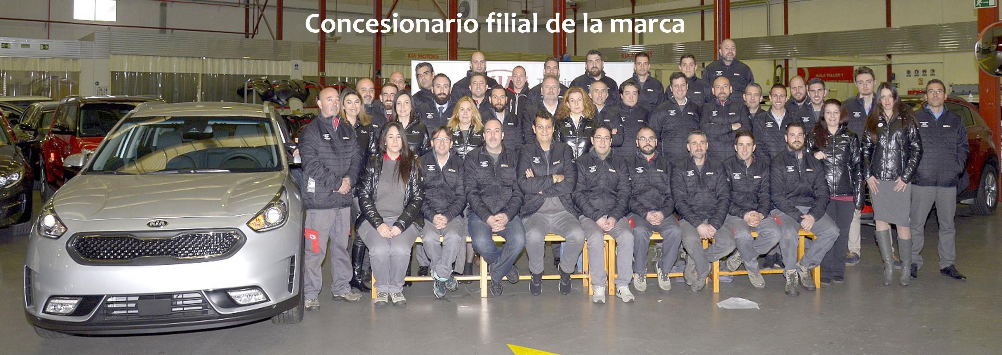 KMIB Retail Madrid, Concesionario Oficial Kia en Madrid