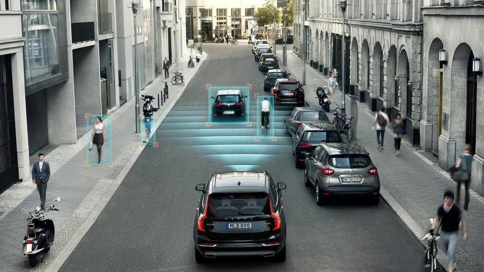 Volvo S90 y V90, los vehículos más seguros para Euro NCAP