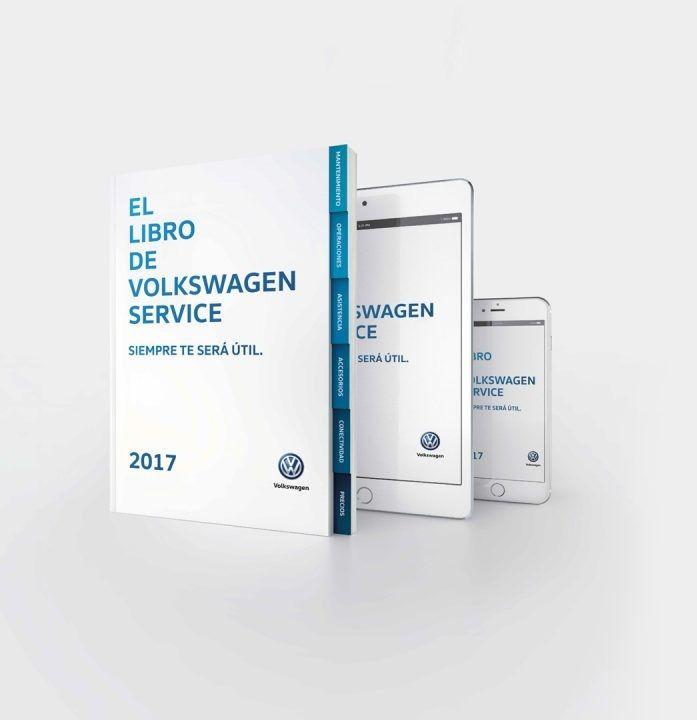 Libro de Volkswagen Service