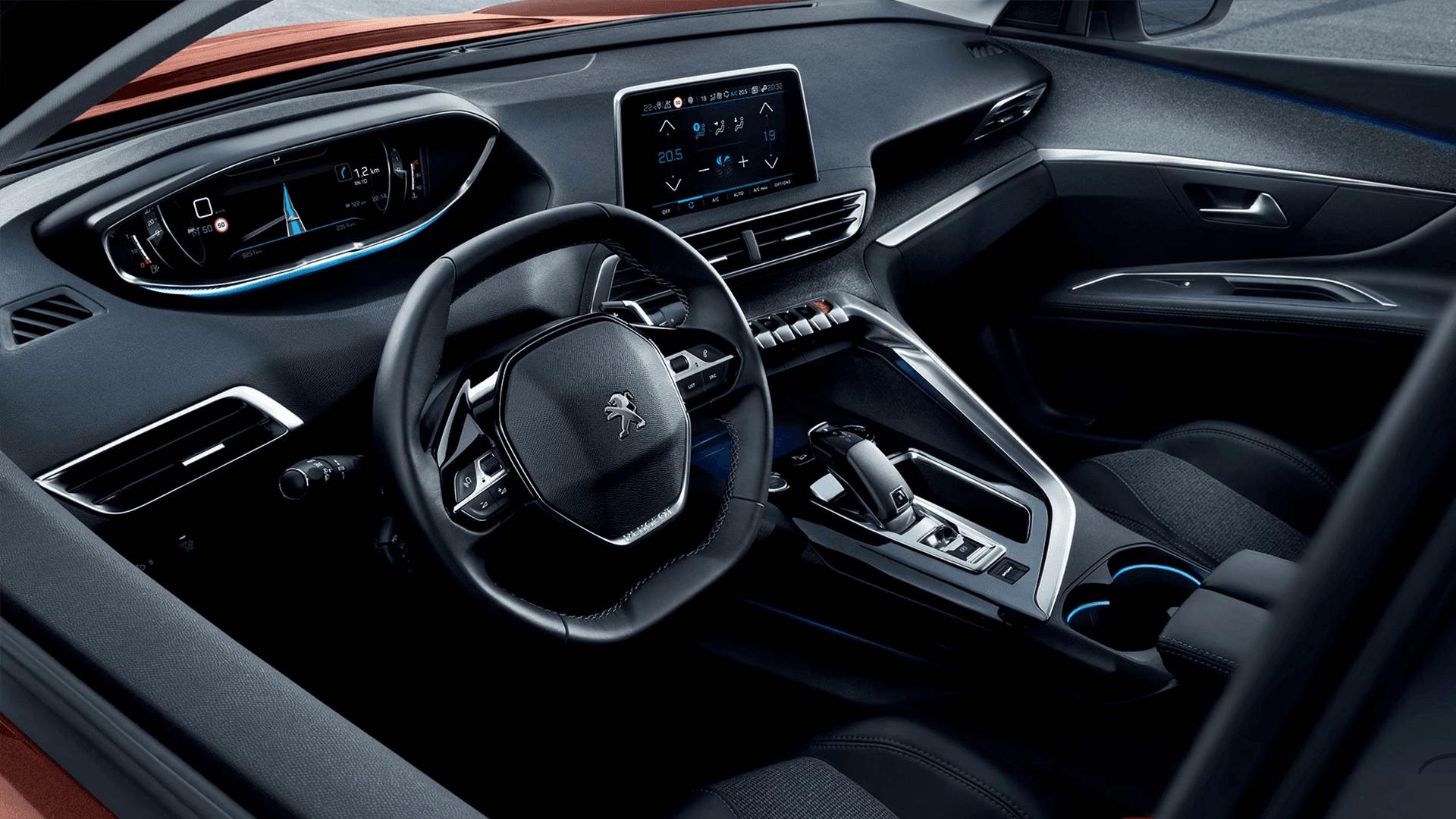 El nuevo SUV Peugeot 3008, galardonado con el Gran Premio al Interior más Bello 2016