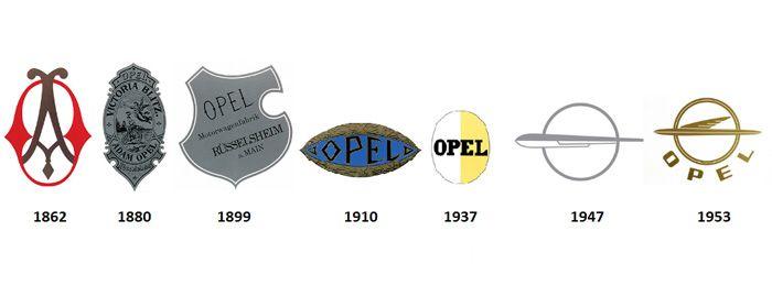 El nuevo logo de Opel
