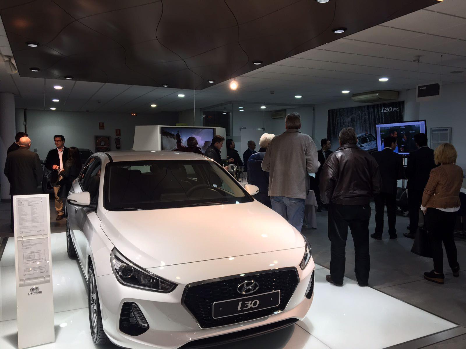 El Nou Hyundai i30 es presenta en societat
