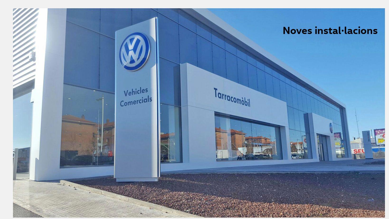 nuevas instalaciones Volkswagen