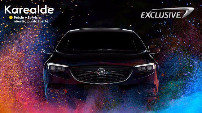 Se anuncia el programa de personalización único: Opel EXCLUSIVE