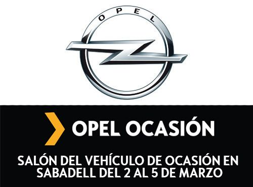Nueva edición del Salón del Vehículo de Ocasión en Sabadell