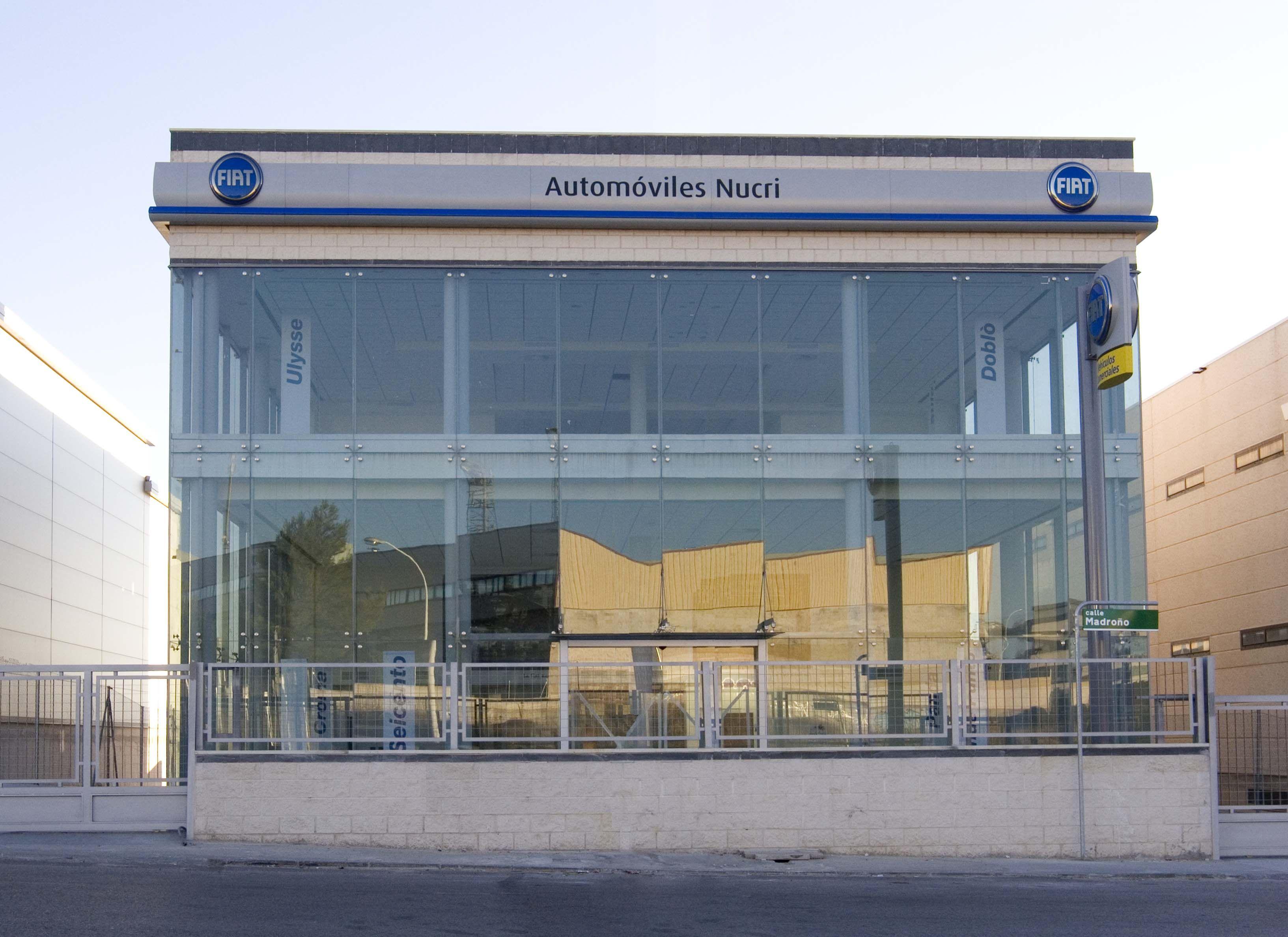 Taller Chapa Y Pintura Automoviles Nucri Servicio Oficial Fiat
