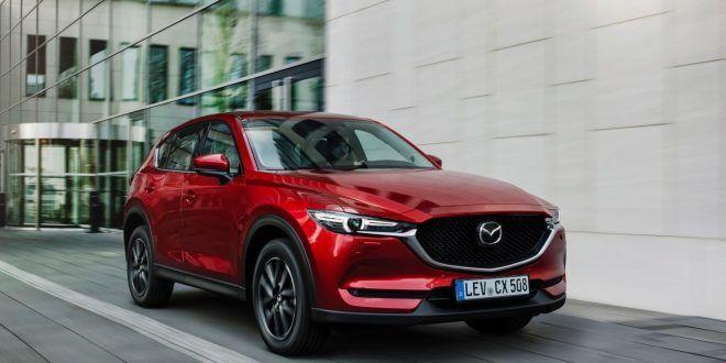 El nuevo Mazda CX5 se presenta en el Salón de Ginebra con interesantes cambios.