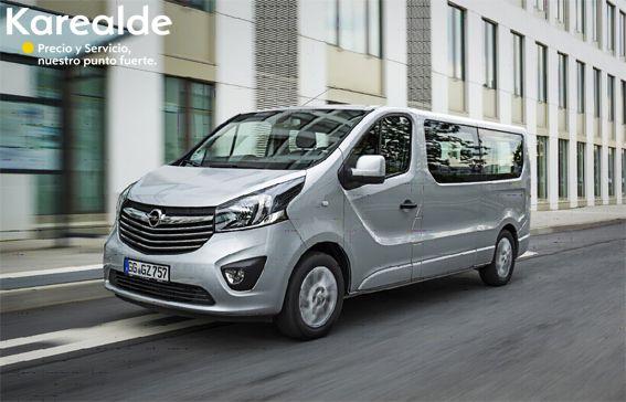 Excelente conectividad, Navi 80 IntelliLink para Opel Vivaro y Movano