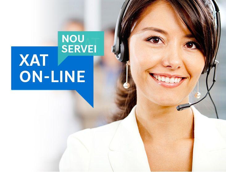 Nou servei de xat on-line