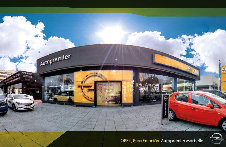 Conoce nuestras instalaciones de Marbella en 360º