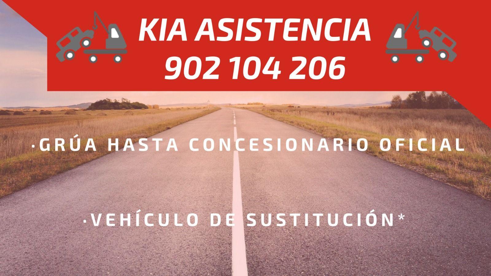 Kia Asistencia