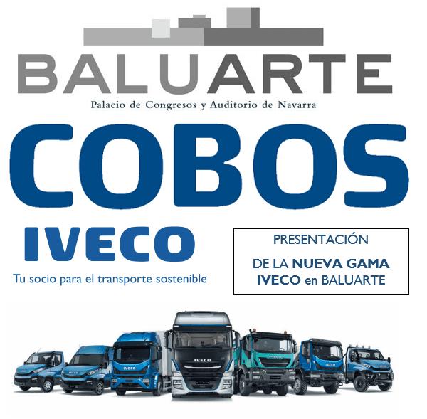 Presentación de la Gama IVECO en Baluarte