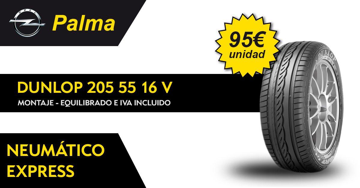 Ofertas Neumáticos Dunlop