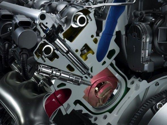 Descarbonización interna del motor