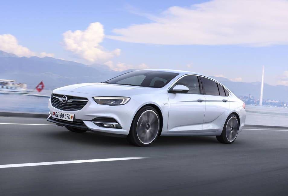 Opel Insignia: mucho más que una nueva imagen