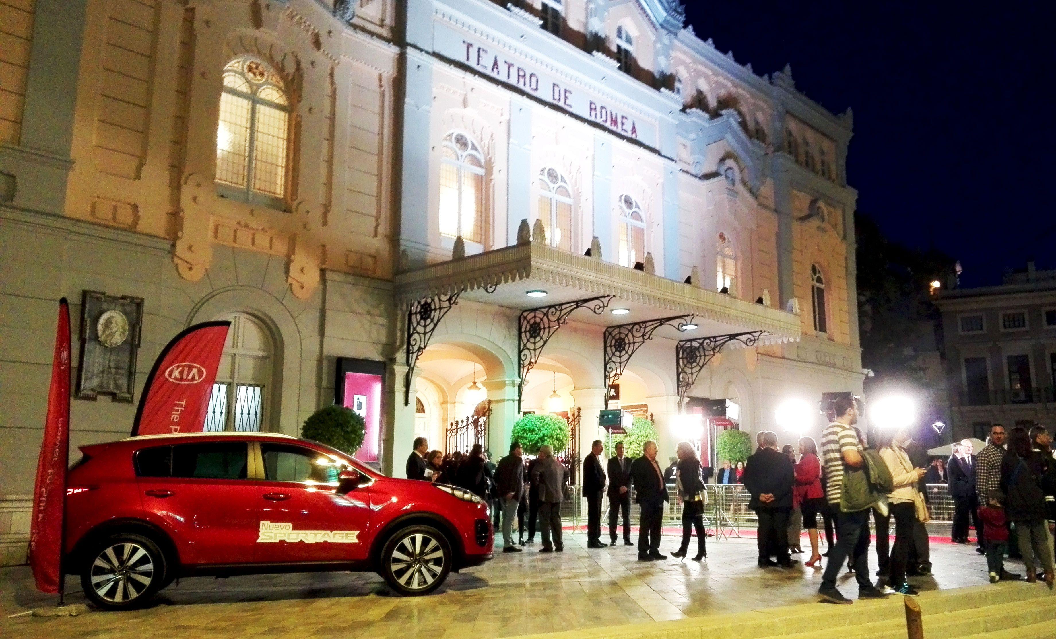 Talleres M. Gallego en los premios Murciano del Año