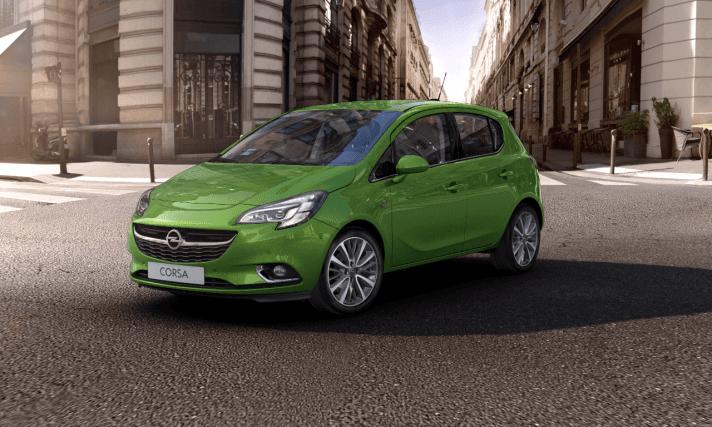 Opel, marca más vendida en España en el primer trimestre.