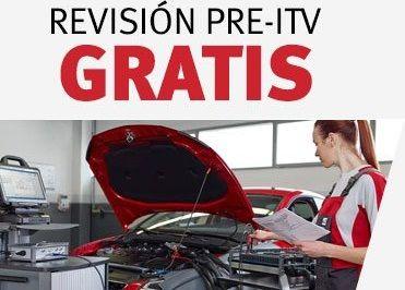Chequeo pre-ITV gratuito