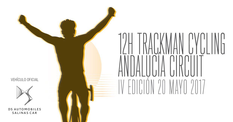 Citroën Salinas Car patrocinador del Trackman Cycling en Andalucía Circuit