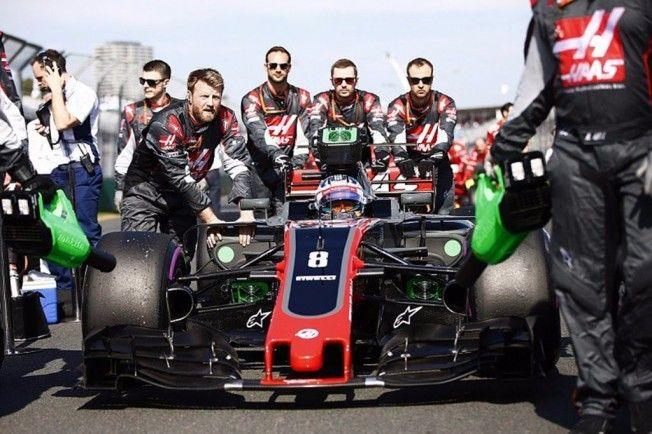 """GP China Grosjean: """"Lo que necesitamos es suspense, no adelantamientos"""""""