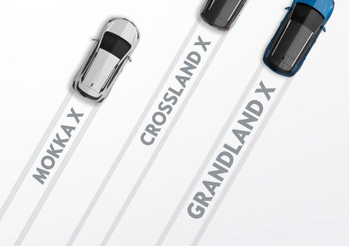 Opel Grandland X: nuevo crossover para el segmento compacto