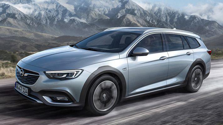Nuevo Opel Insignia Country Tourer