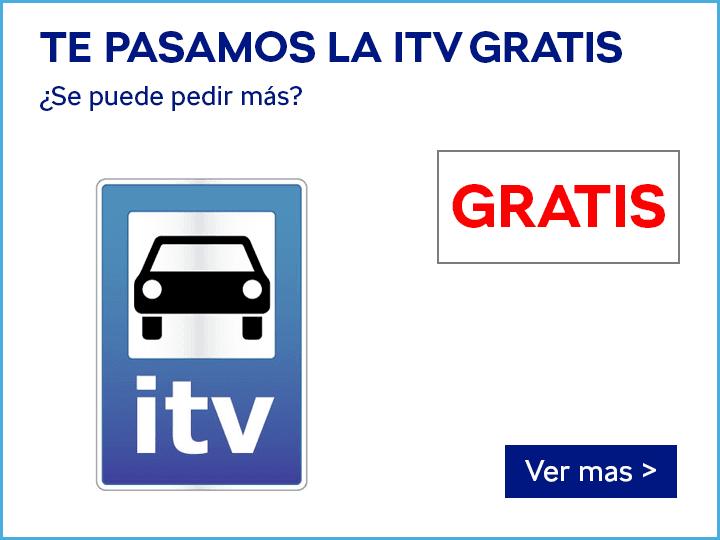 REVISIÓN PRE ITV GRATIS