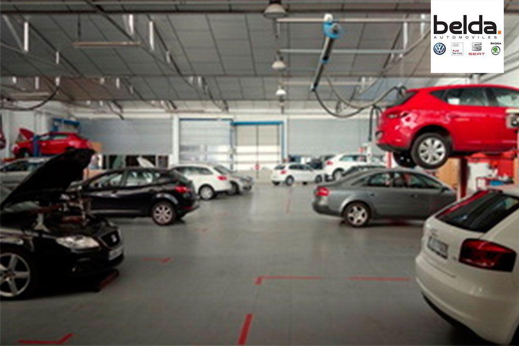 Automóviles Belda: Mucho más que un taller