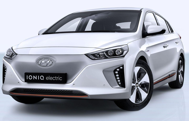 La nueva versión eléctrica del Hyundai Ioniq para recibir el verano