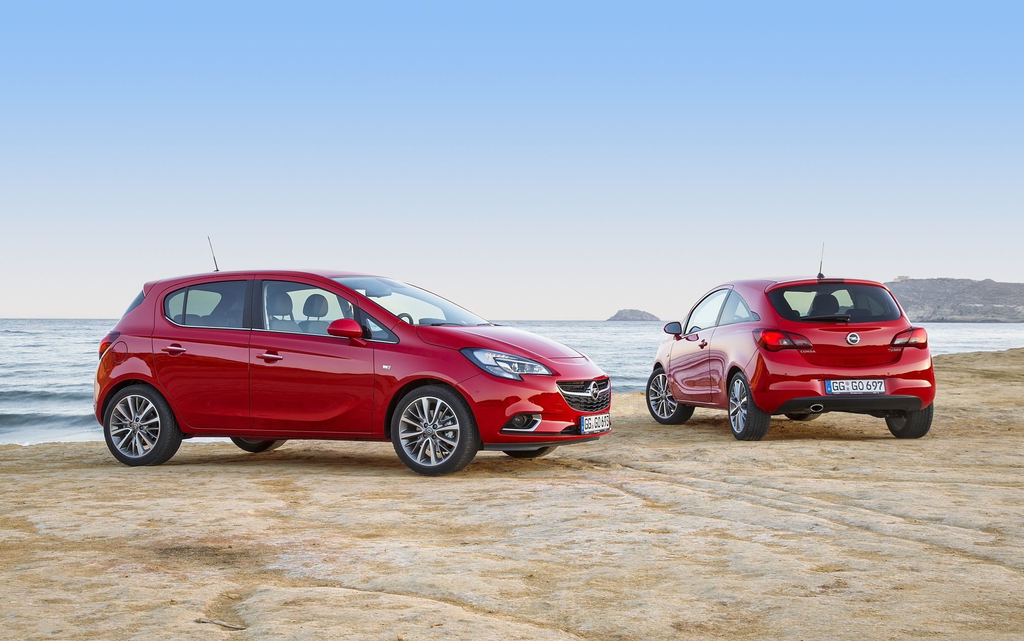 Opel Corsa, una historia de éxito