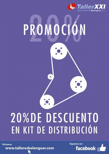 KIT DISTRIBUCION