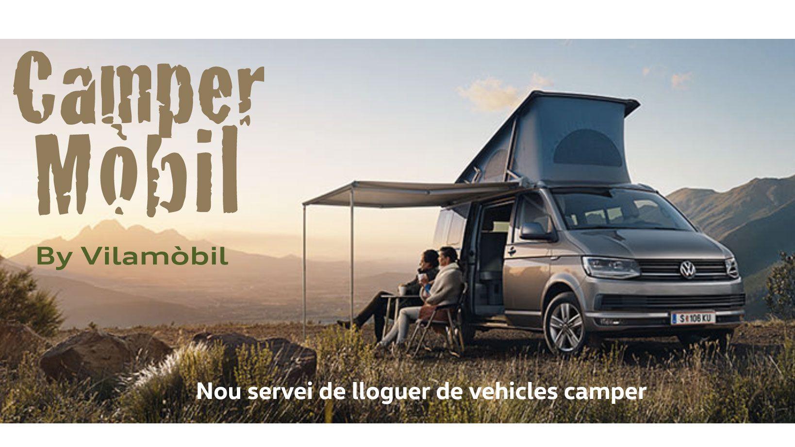 Alquiler de vehículos camper