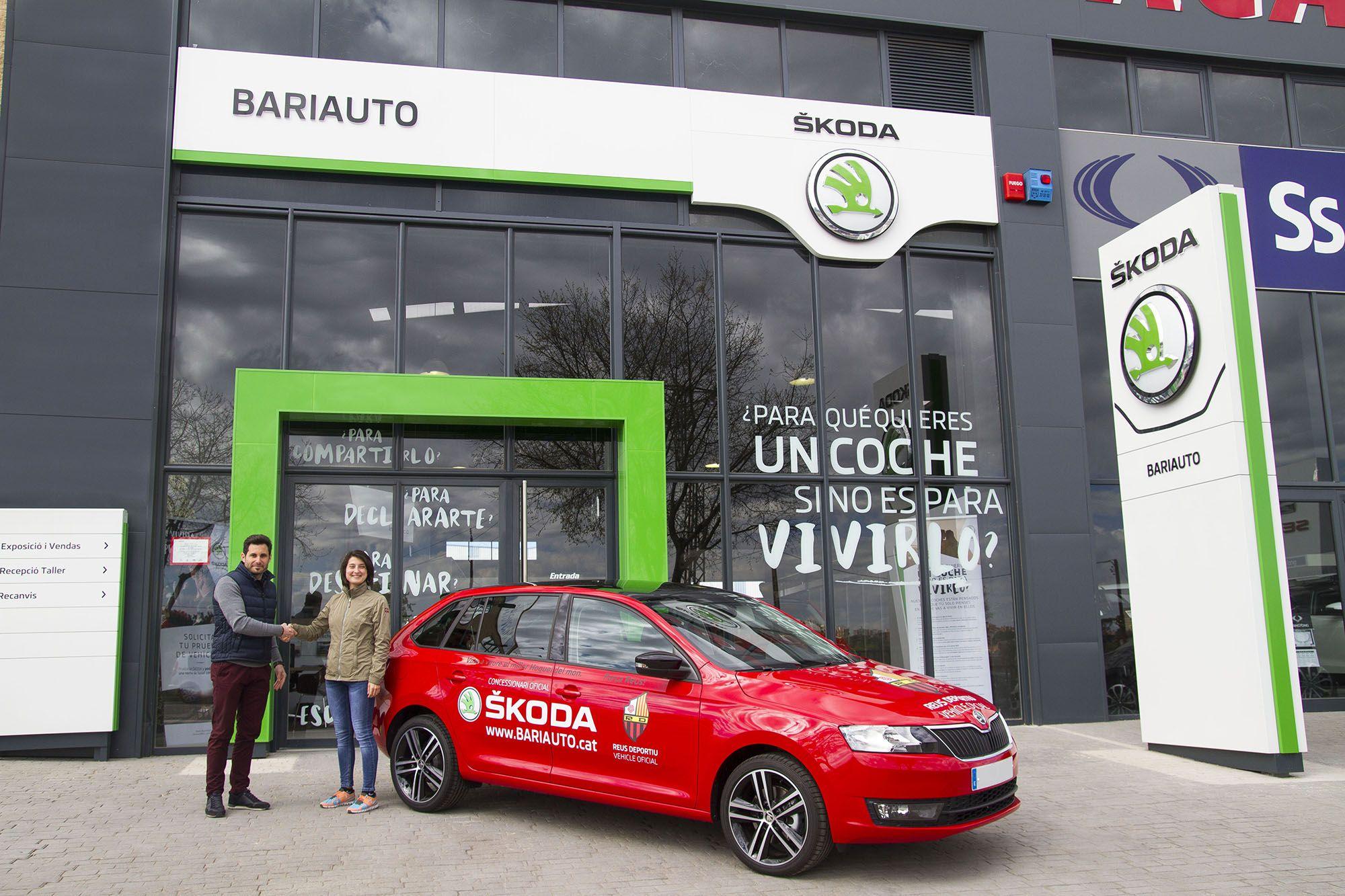 Škoda Bariauto con el mejor Hoquei del mundo