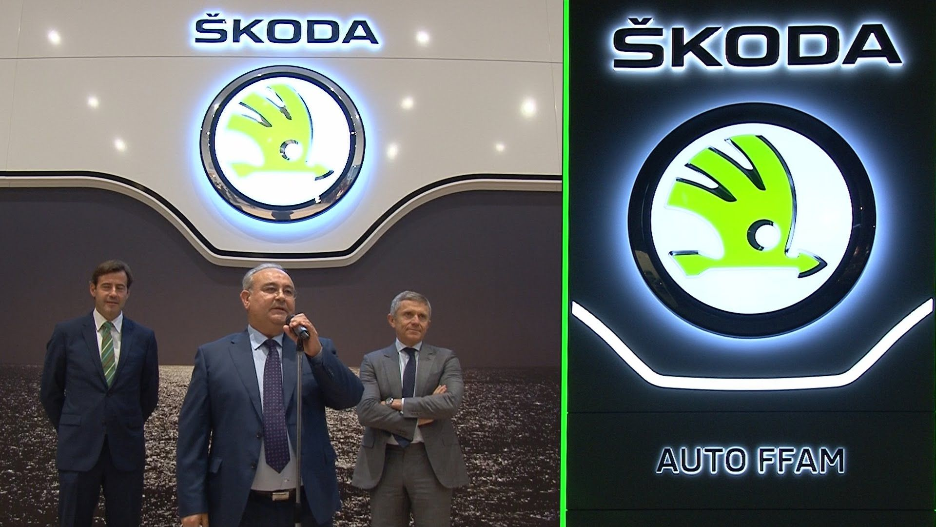 """Skoda Autoffam"" reinaugura sus instalaciones palentinas"