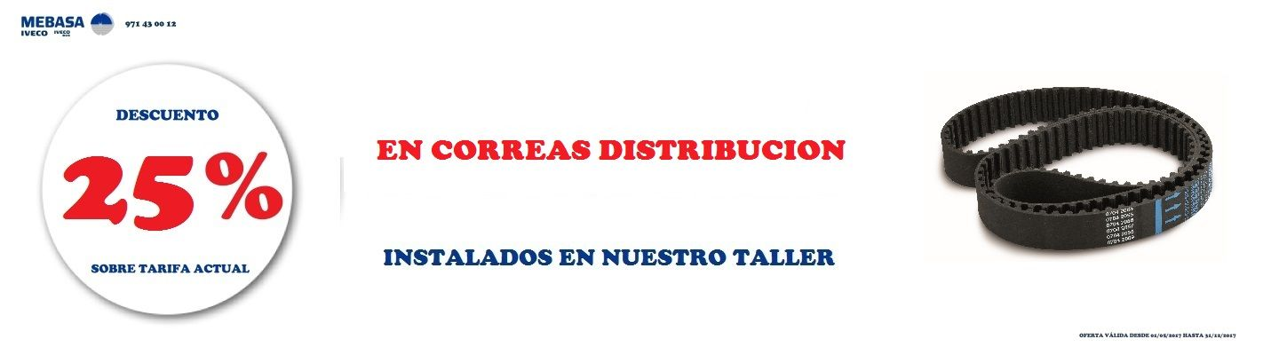 CORREAS DISTRIBUCION